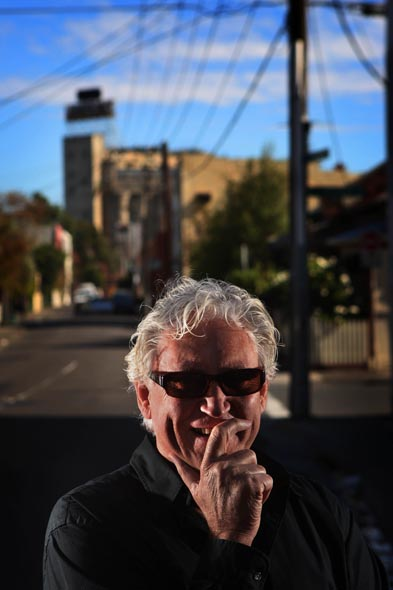 Colin McLaren - Australia s Donnie Brasco - an undercover cop who inflitrated the Griffith mob. He also worked in Richmond on several high profile cases there. He s written a book about his career   Photograph By Craig Sillitoe/The Sunday Age