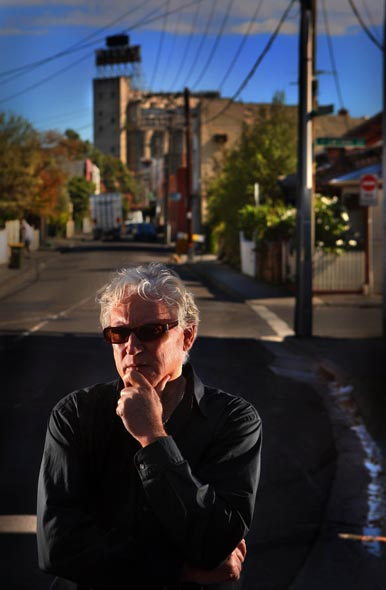 Colin McClaren - Australia s Donnie Brasco - an undercover cop who inflitrated the Griffith mob. He also worked in Richmond on several high profile cases there. He s written a book about his career   Photograph By Craig Sillitoe/The Sunday Age