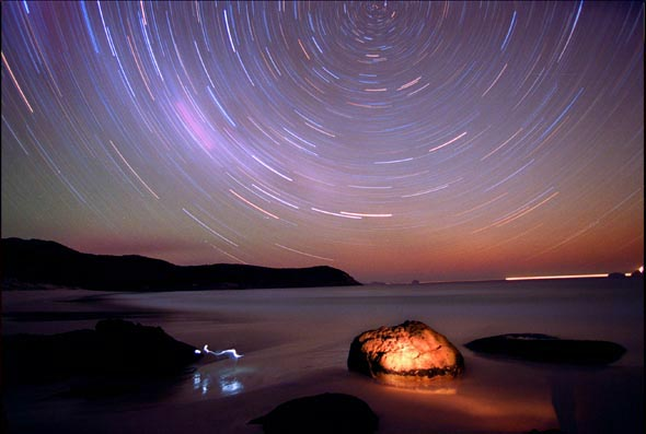 Wilsons Promontory's Sqeaky Beach. Photograph By Craig Sillitoe/The Sunday Age
