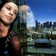 Alanis Morisette in the grand hyatt, Photograph by Craig Sillitoe/ The Sunday Age