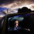 Taxi Driver Imran Khan (the other Imran Khan). Photograph by Craig Sillitoe/The Sunday Age