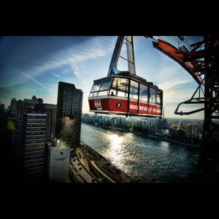Travel Photography, New York's Roosevelt Island Tram
